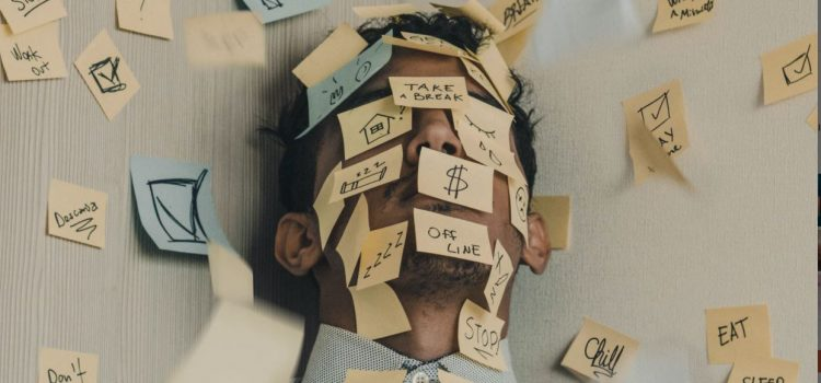 The Cycle of Workplace Depression and Distraction