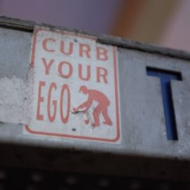 Ryan Holiday: How to Let Go of Ego