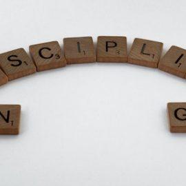 Apply Discipline Strategically to Achieve Success