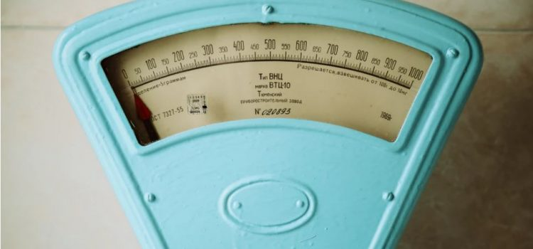 How to Track Your Weight Loss With EWMA Formula