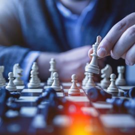 The Play to Win Strategy: It's All About Good Choices