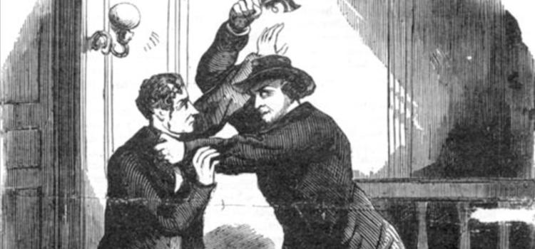 William Henry Seward: Survivor of an Assassination Plot