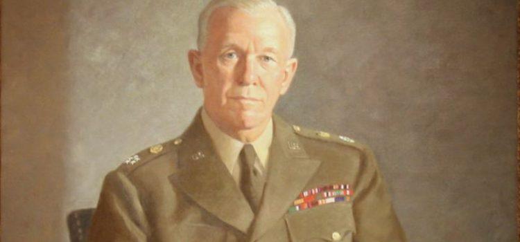 The Humble Life of George Catlett Marshall