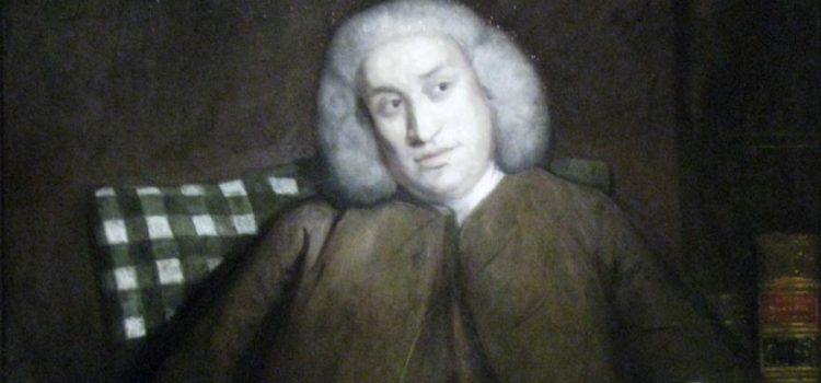 The Life of Samuel Johnson: A Journey of Acceptance