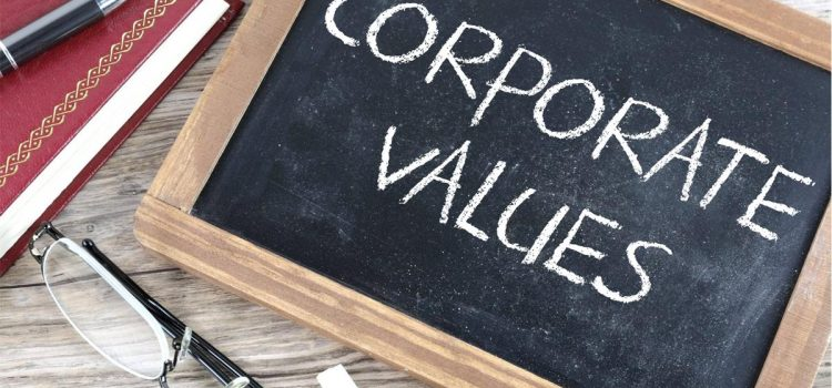 How Organizational Values Enable Success