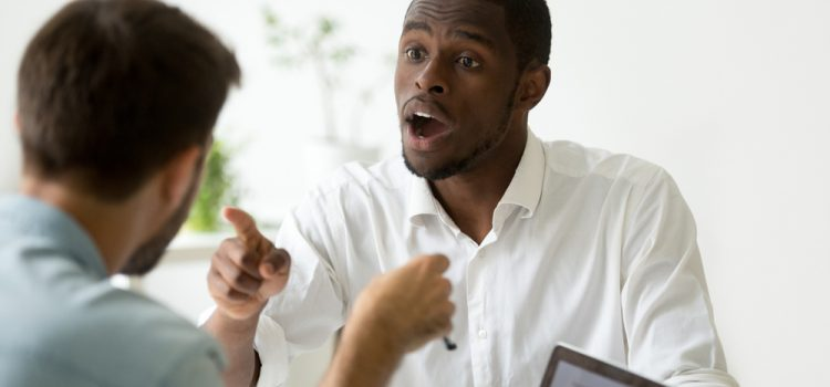 The 8 Types of Defensive Behavior in the Workplace
